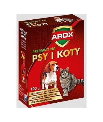 Preparat na psy i koty 100g AROX