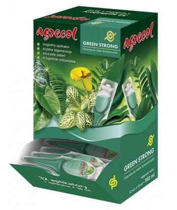 Odżywka do roślin doniczkowych Green Strong 32x30 ml Agrecol