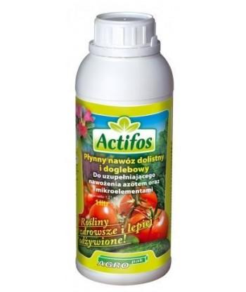 Actifos nawóz dolistny do warzyw i roślin ozdobnych 250ml AGROPAK