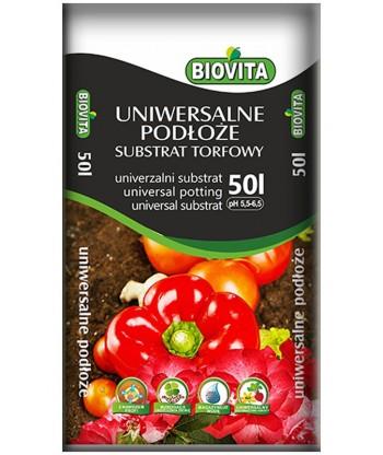 Substrat torfowy BIOVITA 50L