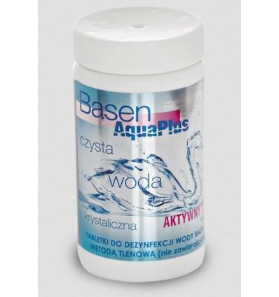 AKTYWNY TLEN tabletki do dezynfekcji 400g Nobilla