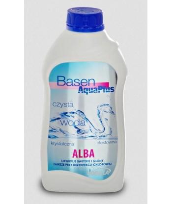 ALBA środek likwidujący bakterie i glony 1L Nobilla