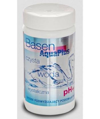 PH+ proszek podwyższający pH wody 1kg Nobilla