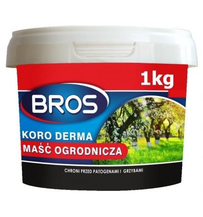 Koro-Derma – maść ogrodnicza 1kg BROS