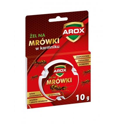 Żel na mrówki 10g AROX