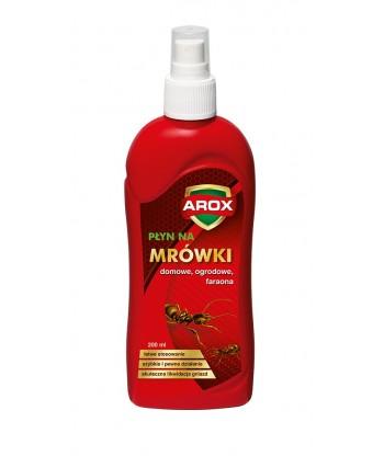 Płynny preparat na mrówki 200ml AROX