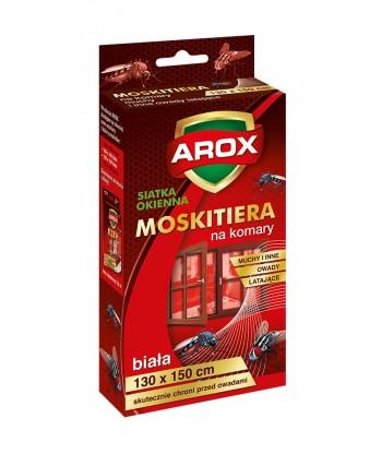Moskitiera 130x150 Biała AROX