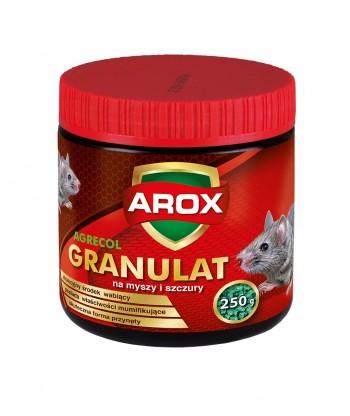 Granulat na myszy i szczury 200g AROX