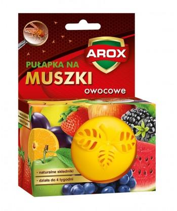 Pułapka na muszki owocowe JABŁKO AROX