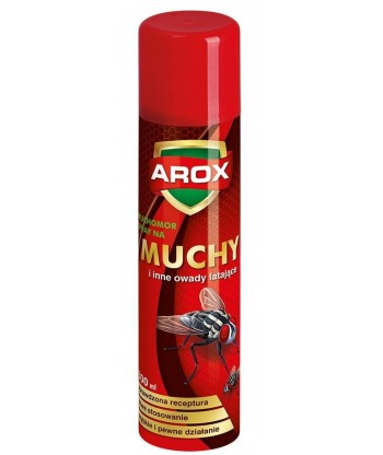 Spray na komary Muchozol Extra New 300ml AROX