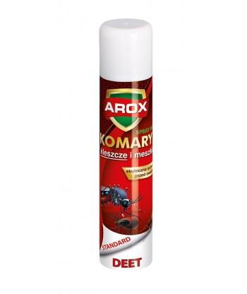 Spray DEET na komary kleszcze i meszki 90ml AROX