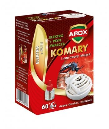 Elektrofumigator + wkład DZIEŃ I NOC AROX