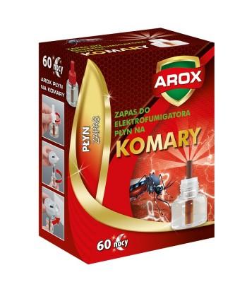 Płyn zapasowy do elektrofumigatora na komary AROX