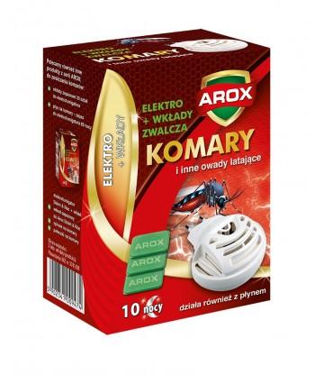 Elektrofumigator TURYSTYCZNY AROX