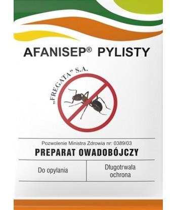 Afanisep 25 WP pylisty preparat owadobójczy na mrówki 100g
