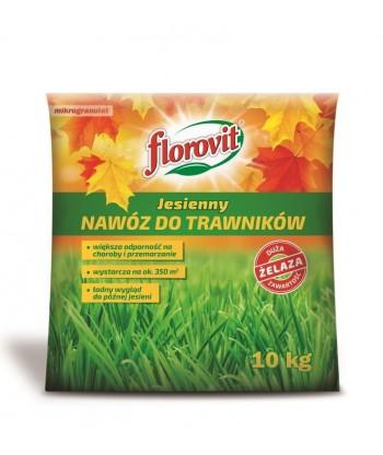 Florovit 10kg jesienny do trawników