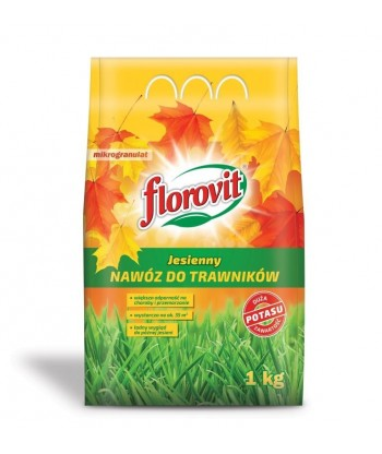 Florovit nawóz do trawników JESIENNY 1kg