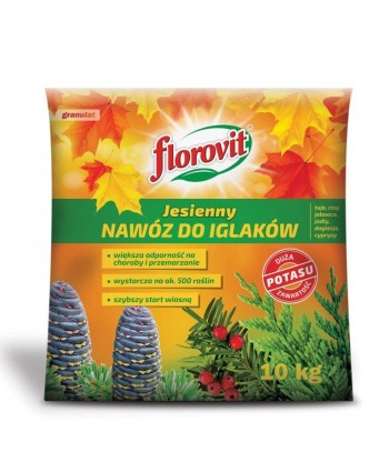 Florovit 10kg jesienny iglak