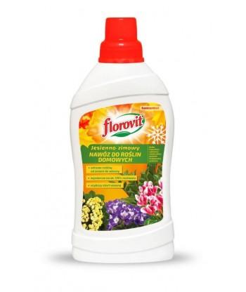 Florovit 1l jesienno-zimowy do kwiatów domowych