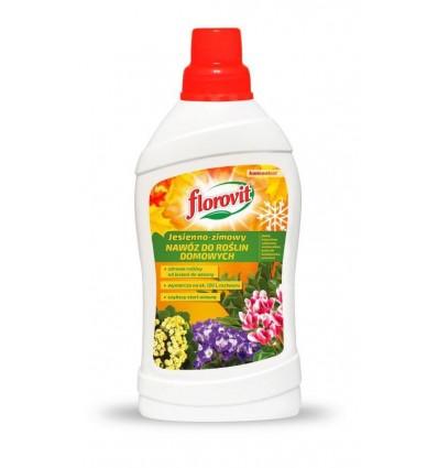 Florovit nawóz płynny jesienno-zimowy do kwiatów domowych 1L