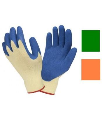 Rękawice ochronne z lateksem R415 rozm. 9 10 PAR