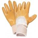 Rękawice ochronne nitrylowe R440Y rozm. 7