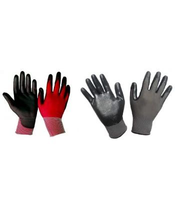 Rękawice ochronne nitrylowe R440Y rozm. 10 12 PAR