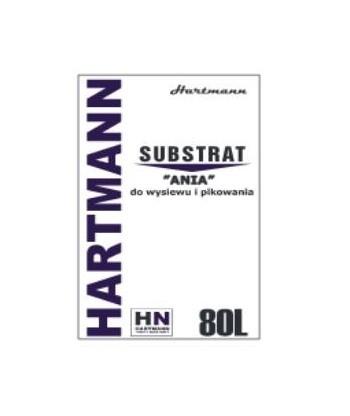 Substrat do wysiewu i pikowania pH 5,5-6,5 80L Hartmann