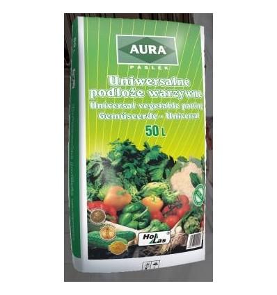 Podłoże warzywne ziemia Aura 50L