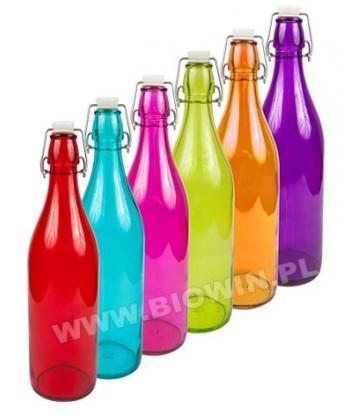 Butelka Gallone 1L z zakrętką BIOWIN