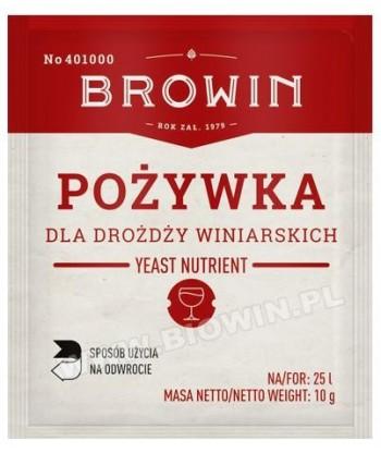 Pożywka dla drożdży winiarskich 10g BIOWIN