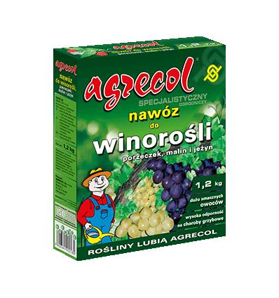 Nawóz WINOROŚL, PORZECZKA firmy AGRECOL 1,2kg