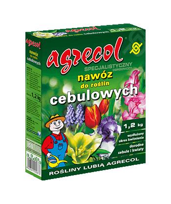 Nawóz do roślin cebulowych i bylin 1,2kg Agrecol