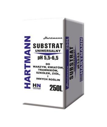 Substrat uniwersalny pH 5,5-6,5 80L Hartmann