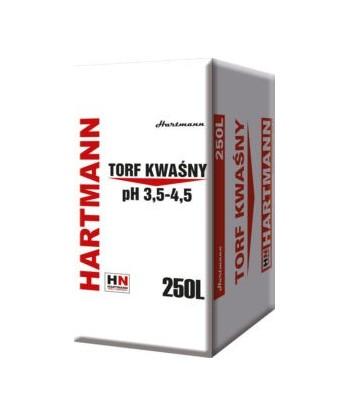 Hartmann 80l torf kwaśny pH 3,5-4,5
