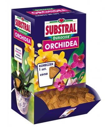 Dyspenser orchidea storczyk koreczki Osmocote BOX 312X5G