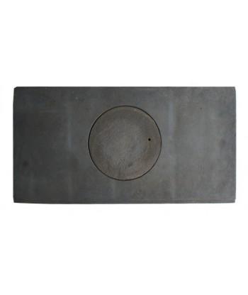 Płyta kuchenna pełna 63 x 31,5cm