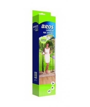 Lamela siatka na drzwi przeciw owadom 100x220cm biała PREMIUM BROS