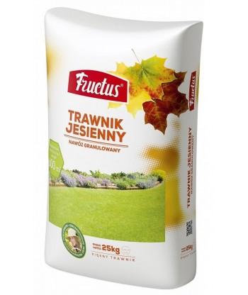 Fructus 25kg Trawnik jesienny. Nawóz do trawy trawnika trawników