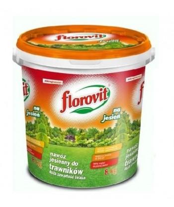 Florovit 8kg jesienny do trawników