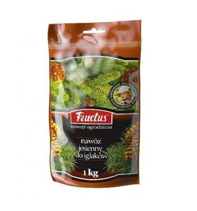 Fructus nawóz jesienny do iglaków 1KG