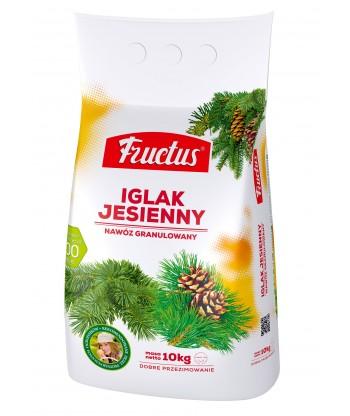 Fructus Iglak jesienny 10kg Nawóz do iglaków, tui.