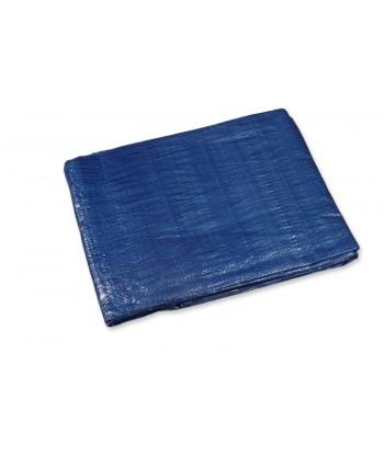Plandeka niebieska 8x12m (75g)