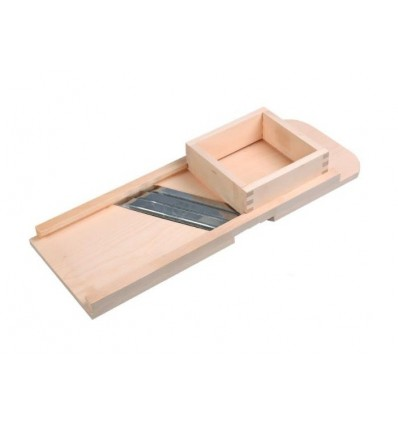 Szatkownica 3-NOŻOWA deska do warzyw z szufladą