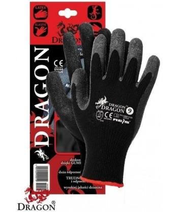 Rękawice ochronne ocieplane Dragon rozm. XL