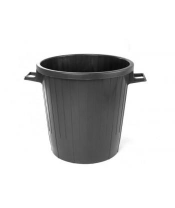 Pojemnik kosz na śmieci odpady 60L czarny