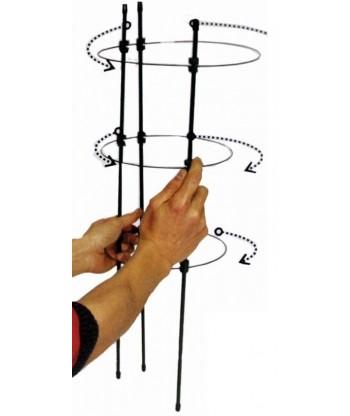 Podpora pierścieniowa 54cm Exo-flora