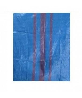 Worek polipropylenowy 65x105cm niebieski 50kg 50szt.