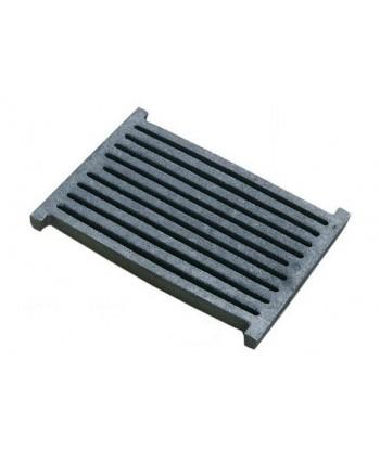Ruszt kuchenny żeliwny nr3: 22,5 x 18,5 cm