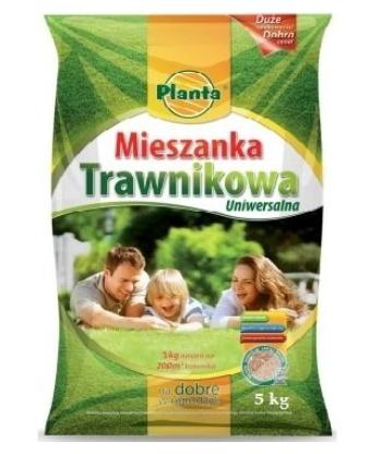 Nasiona traw MIESZANKA TRAWNIKOWA Planta 5kg